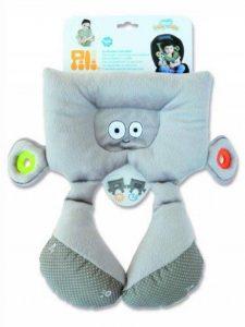 BabyToLove Accessoire Poussette - Pili Kids - Le Doudou - Cale-tête de la marque BabyToLove image 0 produit