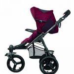 Bébé Confort Poussette 3 roues High Trek tout-terrain - Naissance à 15 Kgs de la marque Bébé Confort image 1 produit