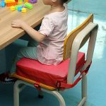 Btsky pour bébé Kid Infant démontable réglable lavable Rehausseur avec sangles Chaise de salle à manger Chaise Chaise de coussinets renforcer la Coussin de voyage de stockage de la marque BTSKY image 3 produit