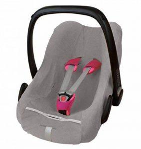 ByBUM - housse d'été éponge, housse universelle pour coques bébé, sièges auto, par ex. pour Maxi-Cosi, Römer de la marque ByBoom image 0 produit