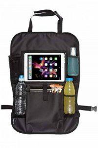 """Case4Life Siège de Voiture Organisateur Multi-Poche Protecteur de Dossier de Siège inc 10"""" Tablette/iPad Titulaire Support (1 Paquet) - Garantie à vie de la marque Case4Life image 0 produit"""