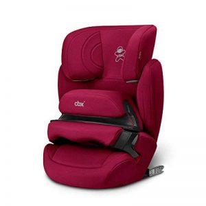 Cbx Aura-Fix Crunchy Red - Siège Auto Isofix de Groupe 1/2/3 de 9 mois à 12 ans Environ (9 à 36 Kg) de la marque CBX image 0 produit