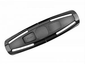 Ceinture de sécurité Safe Lock, Mustone Siège auto Sangle ceinture Lock Tite Tight Harnais Clip Boucle de sécurité pour bébé (Noir) de la marque MuStone image 0 produit
