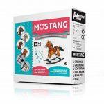Cheval à bascule fait de peluche douce, avec voix de la marque MillyMally image 1 produit