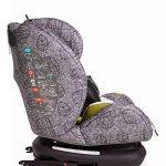 Cosatto tout dans tous les 0+ 123Isofix C/Seat Dawn Chorus de la marque Cosatto image 2 produit