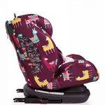 Cosatto tout dans tous les 0+ 123Isofix C/Seat Llamarama de la marque Cosatto image 3 produit