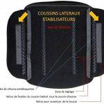 Coussin d'assise pour voiture - Marque ad'just® / Version Confort - Coussin pour siège de voiture - Coussin ergonomique de voiture - Coussin pour soulager les douleurs lombaires en voiture - Coussin pour soulager le coccyx - Coussin ad'just® pour voiture image 3 produit