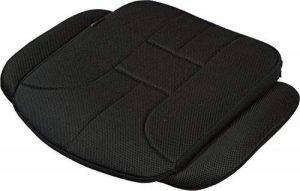 Coussin d'assise pour voiture - Marque ad'just® / Version Confort - Coussin pour siège de voiture - Coussin ergonomique de voiture - Coussin pour soulager les douleurs lombaires en voiture - Coussin pour soulager le coccyx - Coussin ad'just® pour voiture image 0 produit