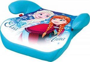 Disney La Reine des neiges Fille Réhausseur de siège auto - bleu de la marque Reine des neiges image 0 produit