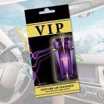 Désodorisants Caribi VIP Fresheners - Parfums de luxe pour votre voiture Lot de 4parfums haut de gamme inspirés des parfums les plus chers du monde. de la marque Caribi Air Fresheners image 3 produit