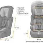 Enfant Force Comfort Up Siège enfant Siège auto enfant Siège auto pour enfant 9à 36kg Groupe 1, 2, 3 de la marque KINDERKRAFT image 5 produit