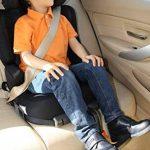 Footup Repose-Pied Pour Siège Auto Enfant et Rehausseur Groupe 1/2/3 et Groupe 2/3. De 3 À 11 Ans. Jusqu'à 36 Kg, Breveté de la marque FOOTUP image 2 produit