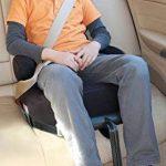 Footup Repose-Pied Pour Siège Auto Enfant et Rehausseur Groupe 1/2/3 et Groupe 2/3. De 3 À 11 Ans. Jusqu'à 36 Kg, Breveté de la marque FOOTUP image 3 produit