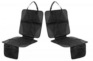 Housse de siège enfant Filfia, double pack, noire de la marque Filfia image 0 produit
