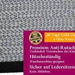 Housse de siège enfant Filfia, double pack, noire de la marque Filfia image 3 produit