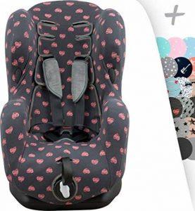 Housse pour Bébé Confort Iseos Neo et Auto Kit avec renfort central Air Confort Janabebe® de la marque JANABEBE image 0 produit