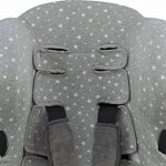 Housse pour Bébé Confort Iseos Neo et Auto Kit avec renfort central Air Confort Janabebe® de la marque JANABEBE image 4 produit
