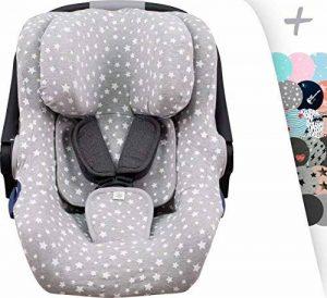 Housse pour Jané Koos I-Size, Concord Neo Air Safe et Romer Baby Safe Janabebe ® de la marque JANABEBE image 0 produit