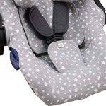 Housse pour Jané Koos I-Size, Concord Neo Air Safe et Romer Baby Safe Janabebe ® de la marque JANABEBE image 3 produit