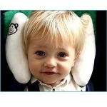 Inchant bébé enfant confortable Tête et cou support réglable souple de voiture Oreiller de voyage appui-tête pour les tout-petits enfants Poussette de tête Prend en charge de la marque Inchant image 1 produit
