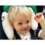 Inchant bébé enfant confortable Tête et cou support réglable souple de voiture Oreiller de voyage appui-tête pour les tout-petits enfants Poussette de tête Prend en charge de la marque Inchant image 2 produit