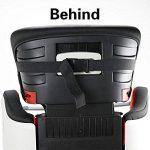 Jamhoodirect 3pcs Bébé et Enfant support de tête Landau Poussette de sécurité Siège Ceinture de fixation réglable support de tête pour siège auto–Installation facile sur la plupart des sièges de convertible–Offre de sécurité pour enfants de la marque image 3 produit