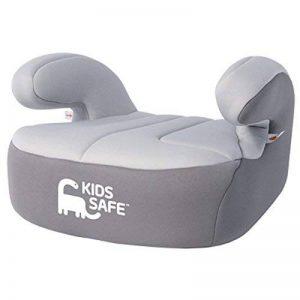 KIDS SAFE KS200GR Réhausseur Xl Confort Groupe 3, Gris de la marque SafeKIDS image 0 produit