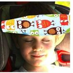 Lorcoo Bébé Ceinture Sécurité Sièges de Voiture, Support de Tête D'enfant, Cale-tête ajustable - Peut servir en cale-tête adulte pour avion de la marque Lorcoo image 3 produit