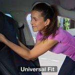 MayBron Gear housse de siège auto imperméable, en néoprène de protection pour siège véhicule, universel ajustement antidérapant, meilleure protection pour sports, gym, yoga, plage, entraînement de la marque MayBron Gear image 1 produit