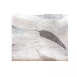 musselin Swaddle wickeld Coin Baby–Eco 70% bambou 30% coton Taille receiving Couvertures 120x 120cm et chiffon pour poussette Siège auto pour nouveau-né garçon fille de la marque Miracle Baby image 0 produit