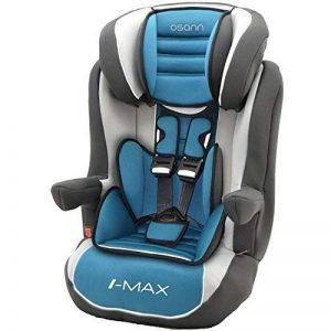 Osann 102–123–153Siège auto enfant I–Max SP Agora Bleu pétrole, 9à 36kg, ECE Groupe 1/2/3, de Env. 9mois à 12ans, mitwachsende appui-tête de la marque Osann image 0 produit