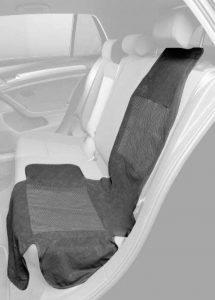 Osann Tapis de protection, convient à pour siège auto Isofix Siège auto enfant Noir de la marque Osann image 0 produit