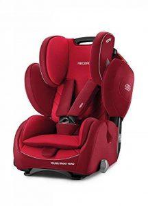 Recaro 4031953060939Siège auto enfant Young Sport Hero, rouge de la marque Recaro image 0 produit
