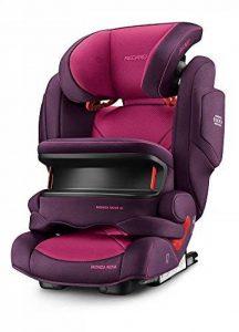 Recaro 4031953061141Siège auto enfant Monza Nova Is Seatfix, Violet de la marque Recaro image 0 produit