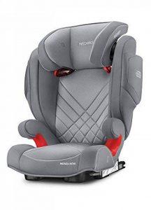 RECARO Siège Auto Groupe 2/3 Monza Nova 2 Seatfix Aluminium Gris de la marque Recaro image 0 produit