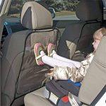 SHOP STORY - Lot de 1 Housse de Protections pour Dossier de Siège Arrière de Voiture Car Auto Seat Back Protector de la marque SHOP STORY image 1 produit