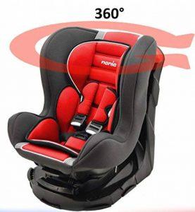 siège auto pivotant groupe 1 2 3 TOP 10 image 0 produit
