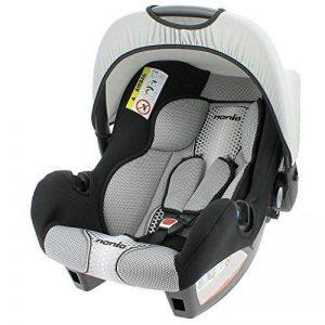 Siège bébé voiture pivotant, notre comparatif pour 2019   Comparatif ... 459b5801b23