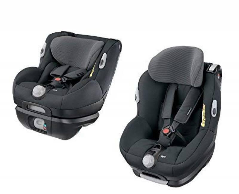 56e7e69c74f Bébé Confort Opal Siege-auto Groupe 0+ 1 - Naissance à 4 ans - Coloris au Choix  de la marque Bébé Confort