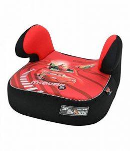 Siège auto Rehausseur Disney Groupe 2/3 (15-36kg) - Fabrication 100% Française - 5 personnages DISNEY de la marque Mycarsit image 0 produit