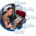Siège d'avion pour enfant - Flyebaby Airplane Système de confort pour bébé - Voyage aérien avec bébé fait facile de la marque Flyebaby image 3 produit