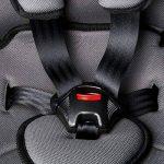 TecTake Siège auto Groupe I/II/III pour enfants 9-36 kg 1-12 ans - Coloris au choix de la marque TecTake image 4 produit