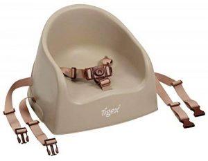 Tigex Rehausseur de Chaise Compact Taupe 6-36 Mois de la marque Tigex image 0 produit
