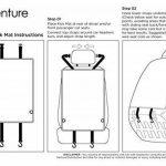 Venture Pack de 2 housses de protection de siège auto noires de la marque Venture image 5 produit