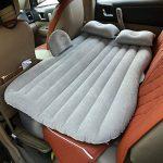 Vinteky®Matelas gonflable Lit de voiture gonflable, coussin gonflable pour matelas, sièges d'auto, garage extérieur idéal pour camping, voyage, car, voiture avec pompe à main, pompe gonflable, oreiller de la marque Vinteky image 1 produit
