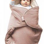 WALLABOO Babynomade Nid d'Ange Coco Couverture Enveloppante Réversible de la marque Wallaboo image 3 produit